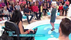 Sophie Davant dans Toute une Histoire - 05/10/12 - 04