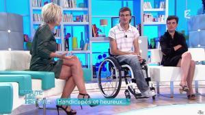Sophie Davant dans Toute une Histoire - 05/10/12 - 07