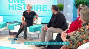 Sophie Davant dans Toute une Histoire - 10/12/12 - 02