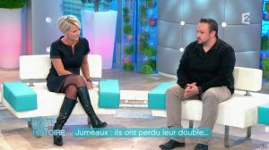 Sophie Davant dans Toute une Histoire - 10/12/12 - 04