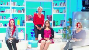 Sophie Davant dans Toute une Histoire - 15/10/12 - 002