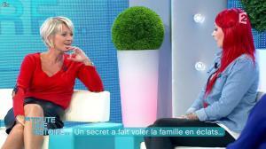 Sophie Davant dans Toute une Histoire - 15/10/12 - 011