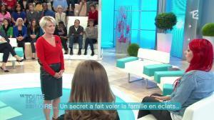 Sophie Davant dans Toute une Histoire - 15/10/12 - 091