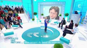 Sophie Davant dans Toute une Histoire - 16/05/12 - 06