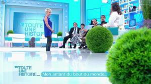 Sophie Davant dans Toute une Histoire - 16/05/12 - 09