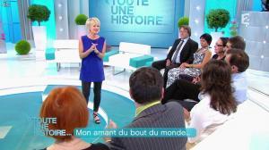 Sophie Davant dans Toute une Histoire - 16/05/12 - 10