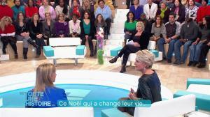 Sophie Davant dans Toute une Histoire - 21/12/12 - 02