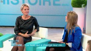 Sophie Davant dans Toute une Histoire - 21/12/12 - 05