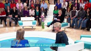 Sophie Davant dans Toute une Histoire - 21/12/12 - 08