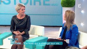 Sophie Davant dans Toute une Histoire - 21/12/12 - 09
