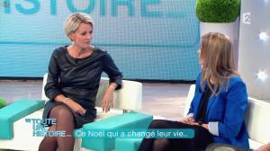 Sophie Davant dans Toute une Histoire - 21/12/12 - 10
