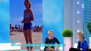 Sophie Davant dans Toute une Histoire - 21/12/12 - 16