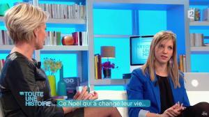 Sophie Davant dans Toute une Histoire - 21/12/12 - 17