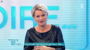 Sophie Davant dans Toute une Histoire - 21/12/12 - 18