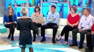 Sophie Davant dans Toute une Histoire - 21/12/12 - 19