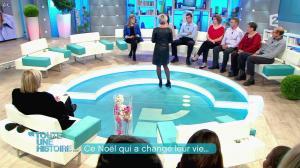 Sophie Davant dans Toute une Histoire - 21/12/12 - 28