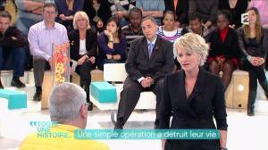 Sophie Davant et Une Spectatrice dans Toute une Histoire - 15/12/11 - 02