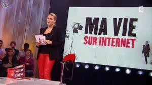 Stéphanie Renouvin dans Certains l Aiment Show - 09/11/10 - 05