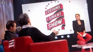 Stéphanie Renouvin dans Certains l Aiment Show - 09/11/10 - 07