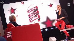 Stéphanie Renouvin dans Certains l Aiment Show - 09/11/10 - 13