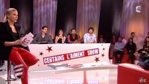 Stéphanie Renouvin dans Certains l'Aiment Show - 09/11/10 - 14