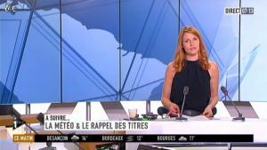 Valérie Amarou sur i-Télé - 01/07/12 - 04