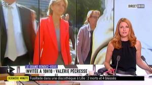 Valérie Amarou sur i-Télé - 01/07/12 - 12