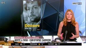 Valérie Amarou sur i-Télé - 01/07/12 - 15