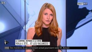 Valérie Amarou sur i-Télé - 01/07/12 - 16