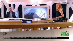 Valérie Amarou sur i-Télé - 01/07/12 - 17