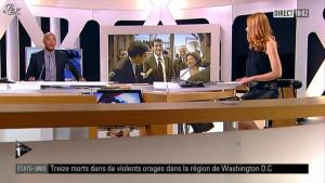 Valérie Amarou sur i-Télé - 01/07/12 - 18