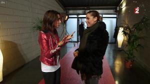 Virginie Guilhaume dans le Grand Show vu des Coulisses - 04/01/13 - 080