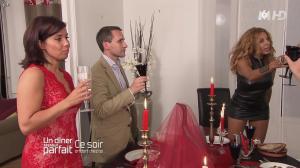 Afida Turner dans Un Diner Presque Parfait - 03/01/14 - 12