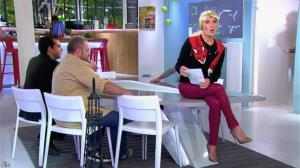 Alessandra Sublet dans C à Vous - 31/12/13 - 01