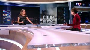 Anne Claire Coudray au JT de 20h - 22/12/13 - 03