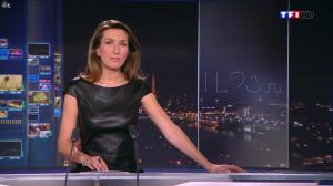 Anne Claire Coudray au JT de 20h - 22/12/13 - 04