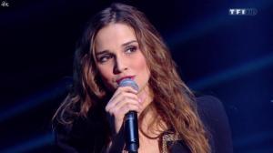 Camille Lou dans NRJ Music Awards - 14/12/13 - 02