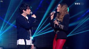 Camille Lou dans NRJ Music Awards - 14/12/13 - 03
