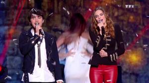 Camille Lou dans NRJ Music Awards - 14/12/13 - 05