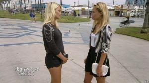 Caroline Receveur dans Hollywood Girls - 20/12/13 - 04