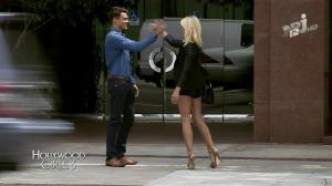 Caroline Receveur dans Hollywood Girls - 25/11/13 - 08