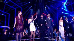 Elodie Frégé et Joyce Jonathan dans NRJ Music Awards - 14/12/13 - 02