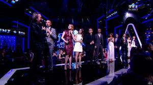 Elodie Frégé et Joyce Jonathan dans NRJ Music Awards - 14/12/13 - 04
