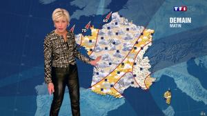 Evelyne Dhéliat à la Météo de 20h - 17/12/13 - 01