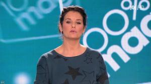 Faustine Bollaert dans 100 Mag - 24/01/14 - 03