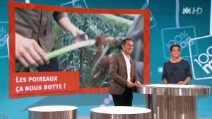 Faustine Bollaert dans 100 Mag - 24/01/14 - 04