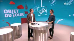 Faustine Bollaert dans 100 Mag - 24/01/14 - 06
