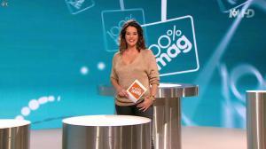 Faustine Bollaert dans 100 Mag - 30/01/14 - 01