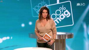 Faustine Bollaert dans 100 Mag - 30/01/14 - 02