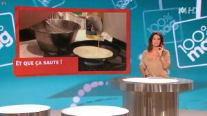 Faustine Bollaert dans 100 Mag - 30/01/14 - 06